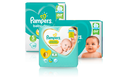 Win Pampers for a Year